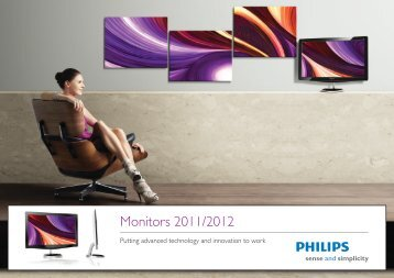 Monitors 2011/2012 - Computer Trade Scheuss & Co. Gmbh