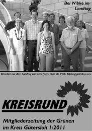 Hier das gesamte kreisrund als PDF. - Bündnis 90/ Die Grünen ...