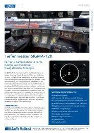 Tiefenmesser SIGMA-120