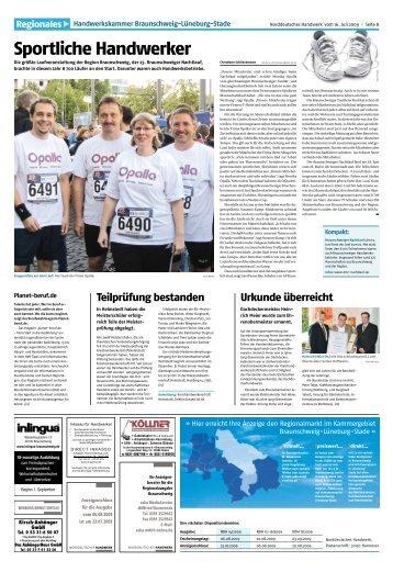 Handwerker Braunschweig konditorenbundesfachschule com magazine