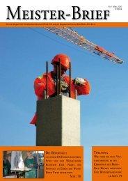 meisterbrief 2007-1 - gain-up.de Werbeagentur und ODA Werte