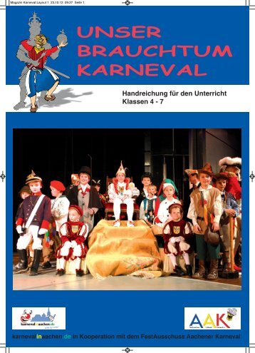 Layout 1 (Page 1) - Karneval in Aachen