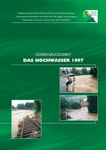 DAS HOCHWASSER 1997