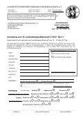 """Ausschreibung zum 18. Landeslehrgang """"Blasmusik - Seite 3"""