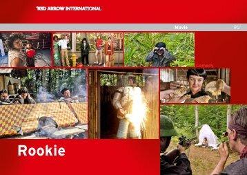 Rookie - Red Arrow International