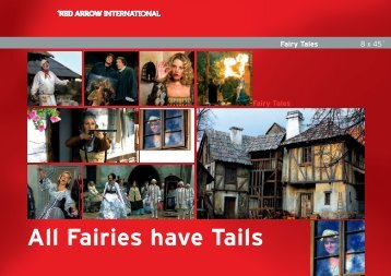 All Fairies have Tails - Red Arrow International