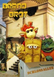 Comedy-Serie mit BERND DAS BROT