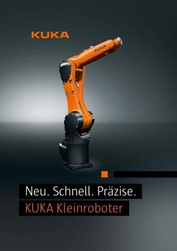 Kleinroboter - DIE Roboter GmbH & Co. KG