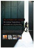 KUKARoboter für niedrige Traglasten - DIE Roboter GmbH & Co. KG - Seite 3