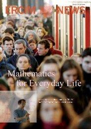 European Research Consortium for Informatics and Mathematics ...