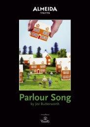 Parlour Song - Almeida Theatre
