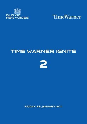Time Warner Ignite - IdeasTap