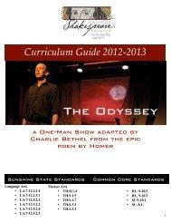The Odyssey CG - Orlando Shakespeare Theater