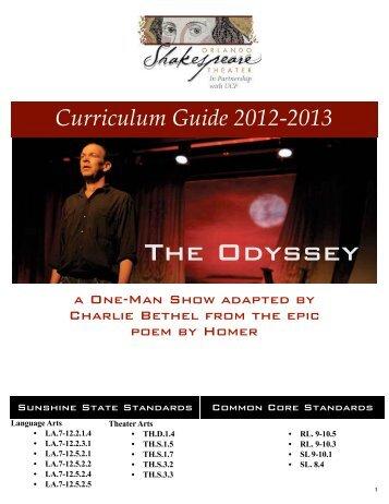 Essay homer odyssey