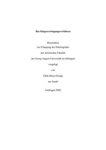Das Klageerzwingungsverfahren Dissertation zur ... - Wemepes.ch