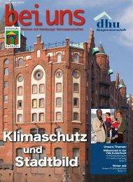 Klimaschutz Stadtbild - Baugenossenschaft Deutsches Heim-Union ...