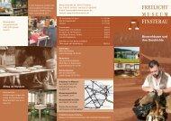 Bauernhäuser und ihre Geschichte - Freilichtmuseum Finsterau
