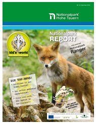 Ranger Rudi Ausgabe Sommer 2012 7 Mb - Nationalpark Hohe ...