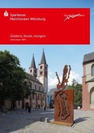 Jahresreport 2009 - Sparkasse Mainfranken Würzburg