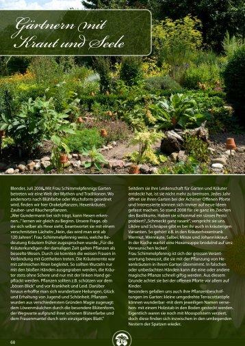 Gärtnern mit Kraut und Seele - Rühlemann's Kräuter & Duftpflanzen