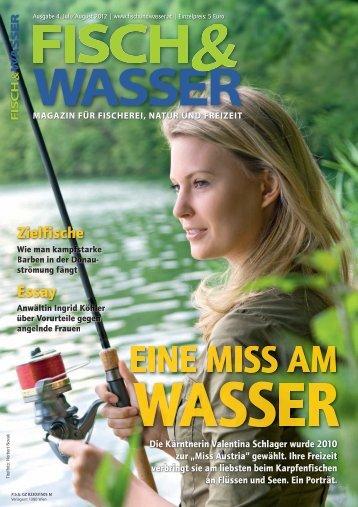 Fisch und Wasser Ausgabe 2 2012 - Verband der österreichischen ...
