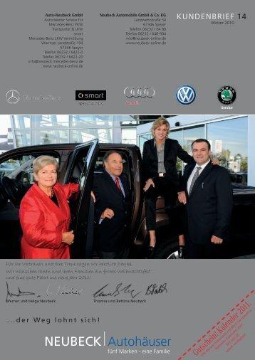 NEUBECKI Autohäuser - Auto-Neubeck GmbH