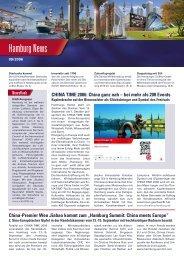 China ganz nah - Hamburg Marketing GmbH
