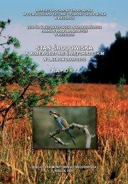 raport 2011.pdf - Wojewódzki Inspektorat Ochrony Środowiska w ...