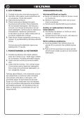 AIRBRUSH-FÄRGSPRUTA AIRBRUSH LAKKSPRØYTE ... - Biltema - Page 7