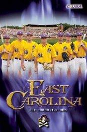 2011 baseball Fact book - Provations Group