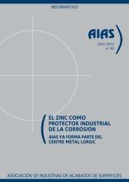 Informativo Julio 2012 - AIAS