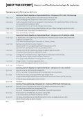 Material- und Oberflächentechnologie für Implantate - Medical Cluster - Seite 3