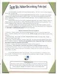 August, 2008 Newsletter - Osmond Community School - Page 2