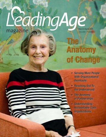 The Anatomy of Change The Anatomy of Change - LeadingAge