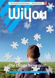 WiYou_2009-03_rz.qxd:Layout 1 - WiYou Thüringen - Ausbildung
