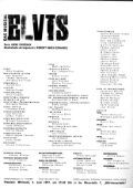 programmheft - elvis, a musical biography (version 2) - fanclub - Page 2