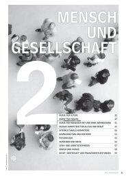 mENScH uNd gESEllScHAft - Volkshochschule Hannover