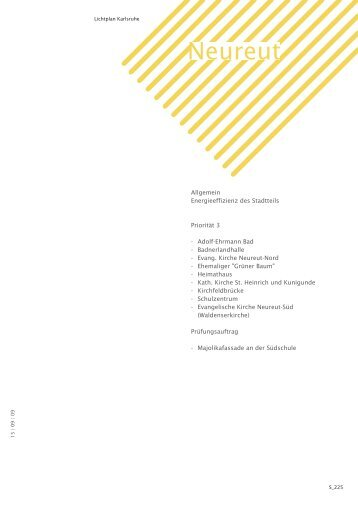 Neureut, Oberreut, Rintheim, Rüppurr, Stupferich (PDF ... - Karlsruhe