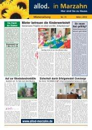 Ausgabe 11 März 2010