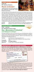 Programm 2011 - und Begegnungszentrum Abtei Waldsassen - Seite 4