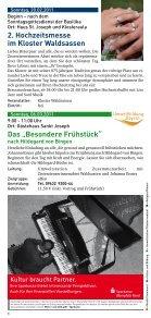Programm 2011 - und Begegnungszentrum Abtei Waldsassen - Seite 6