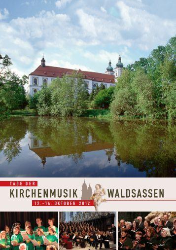 KirchenmusiK Waldsassen
