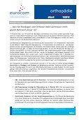 orthopädie aktuell Dezember 2012 - eurocom - Seite 4