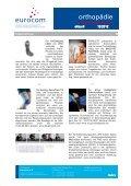 orthopädie aktuell Dezember 2012 - eurocom - Seite 5