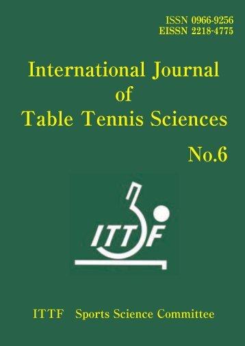 Contents - ITTF