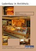 Einrichtungen in Antikholz. - MOBILI ökologische Einrichtungen - Seite 2