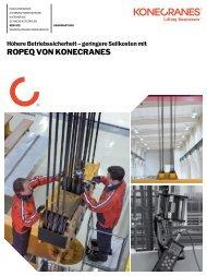 RopeQ von KoneCRAneS