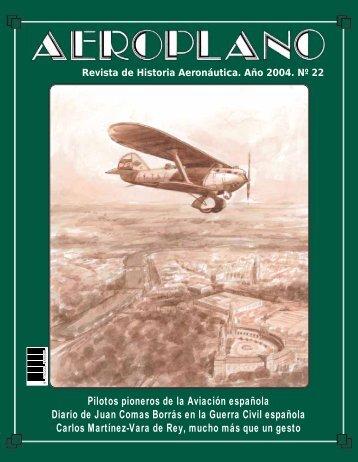 piloto pionero de la aviación española - Ejército del Aire - Ministerio ...