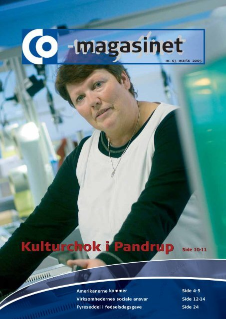 Kulturchok i Pandrup Side 10-11 - CO-industri