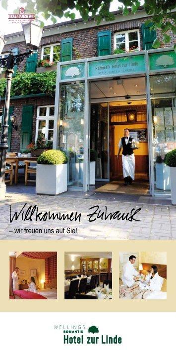 Unser Hausprospekt (pdf | 1.56 MBytes) - Wellings Romantik Hotel ...